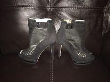 Sam Edelman Black Suede Boots