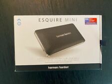 Harman Kardon Esquire Mini Black portable Wireless Bluetooth Speaker Save