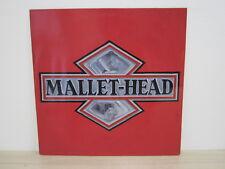LP / Mallet-Head – Mallet-Head /  Heavy Metal  /  Roadrunner Records / RAR /