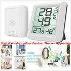 Digital TS-FT0423 Wireless Indoor Outdoor Hygrometer Thermometer Humidity Meter