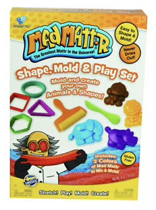 Mad Mattr Shape, Mold, & Play Set