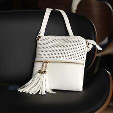Medium Crossbody white bag purse handbag Free Fast Shipping
