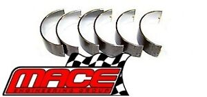 MACE MAIN END BEARINGS FOR HOLDEN COMMODORE VS VT VU VX VY ECOTEC L67 S/C 3.8 V6