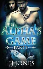 Alphas Game, Paperback by Jones, J. J., Like New Used, Free shipping in the US