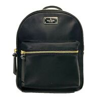 NWT KATE SPADE NEW YORK Small Bradley Wilson Road Backpack Nylon Black WKRU4717