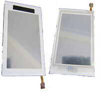 LG GT400 GT505 Top Touch Screen Digitizer Front Glass Panel Pad Lens White UK
