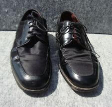 Sandro Moscoloni CROWN Mens Black Tuxedo Shoes Size  12 3E (WIDE)