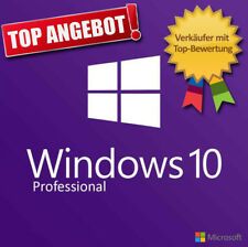 Microsoft Windows 10 Professional Windows 10 Pro Key 32/64bit Multilingual