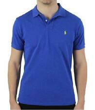 Ralph Lauren Men's Collared Short Sleeve Slim Casual Shirts & Tops