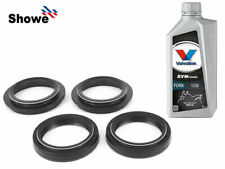 Suzuki AN Burgman 250 1998 - 2008 Fork Oil & Dust Seal Kit - With Oil
