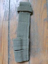 british army SMLE lee enfield bayonet frog pistol belt pat 37 DAK ww2 1944