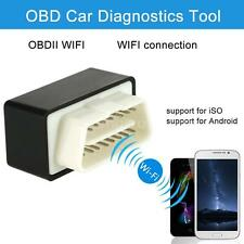 OBD 2 OBDII WiFi Diagnostic Scanner Tool Code Reader for iPhone / Android Phone