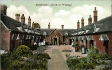 Lyford near Wantage. Almshouses by Tomkins & Barrett.
