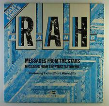 "12"" Maxi - RAH Band - Messages From The Stars - L4850 - RAR! - washed & cleaned"