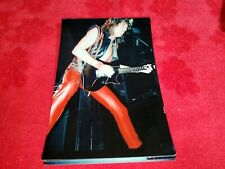 Vintage Photo Judas Priest From Long Beach Arena Taken By Me Early 1980s Lot #10