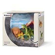 Actionfiguren mit Triceratops 17 cm