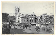 Bristol Tramway Centre, Unposted no 69111 PPC, with Prewar Cars & Many Trams
