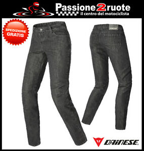 Women's Pants Dainese California Lady 4k Pants Motorcycle Scooter Trouser