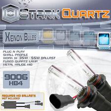 35W / 55W Xenon HID Bulbs Fog Light 10000K Blue - 9006 HB4 Replacement Pair