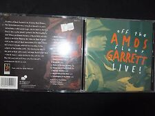 CD AMOS GARRETT / OFF THE FLOOR / LIVE ! /