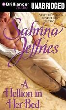 Hellions of Halstead Hall: A Hellion in Her Bed 2 by Sabrina Jeffries (2013,