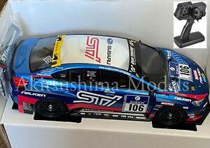 Tamiya XB 57907 Subaru WRX STI NBR Challenge TT-02 Chassis 1/10 Ready To Run RTR
