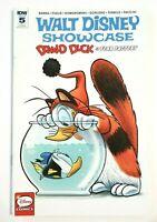 Walt Disney Showcase #5 RI 1:10 Variant Cover IDW Comic Book 2018 RARE HTF