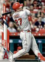 2020 Topps Update Mike Trout #U-292 Tw8182
