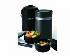 BENTO HLB-B1040 Lunch Box Luntus Stainless Soup Jar Warm 4974908323973