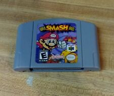 Super Smash Bros. (Nintendo 64, 1999) n64 Game Mario Yoshi fox Link