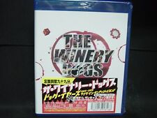 THE WINERY DOGS Dog Years Live In Santiago & Beyond 2013-2016 JAPAN BLU-RAY + CD