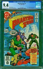PHANTOM ZONE 2 CGC 9.4 Supergirl Batman Wonder Woman Colon Giordano 1982