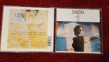 SANDRA - THE WHEEL OF TIME. CD
