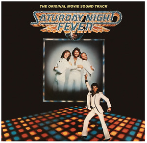 Saturday Night Fever [Soundtrack] (CD) • NEW • Bee Gees, Stayin' Alive