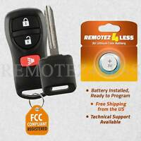 Keyless Entry Remote for 2003 2004 2005 2006 2007 2008 Nissan Murano Fob Car Key