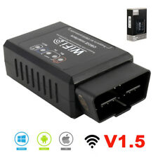 WIFI ELM327 OBD2 Auto Car Scanner Adapter OBDII Dignostic Tool for Android iOS