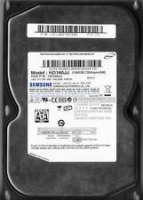 SAMSUNG SPINPOINT HD160JJ 160GB SATA HARD DRIVE FIRMWARE: ZM100-47 P/V: FS