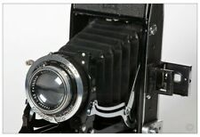 ZEISS IKON IKONTA 521/2 mit seltenem Tessar 3.5/10,5 cm Obj. :: Sammlerobjekt