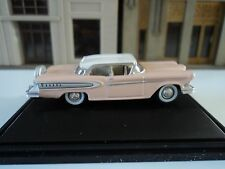 Oxford  1958   Edsel  Citation   Chalk  Pink  1/87   HO    diecast car