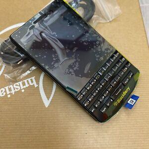 Blackberry Porsche Design P9983 9983 Black Carbon Unlocked