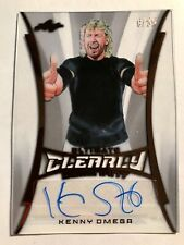 2020 Leaf Ultimate Wrestling KENNY OMEGA Clearly Dominant Autograph Auto 16/25