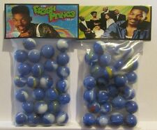 2 Bags Of Fresh Prince Of Bel-Air Promo Marbles
