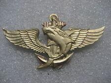 Brazil NAVY Badge Combat Diver GRUMEC badge