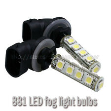 aftermarket LED 881 H27W/2 LED Fog Light Bulb fit 2014 2015 KIA Sorento