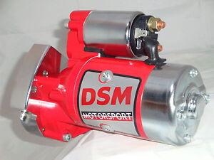 GM LS1 LS2 LS3  Gen3 CHEVROLET CHEVY STARTER  MOTOR 3HP F2