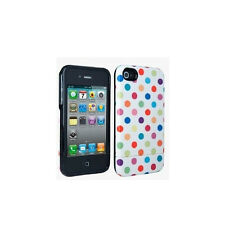 Cover e custodie Multicolore Per iPhone 4s in plastica per cellulari e palmari