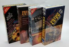 Lot of 4 (3 sealed, 1 open) - Prime Cuts Video Music - Beta Betamax - NOT VHS