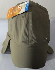 COLUMBIA FISHING UPF 50 SCHOONER BANK CACHALOT HAT, COVERS HEAD/NECK, CU9108-365