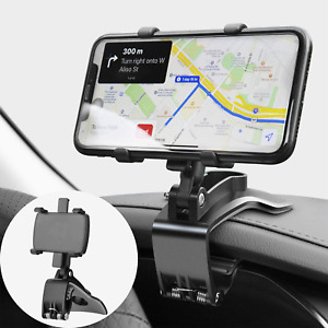 Universal Car Phone Mount 360 Degree Rotation Dashboard Cell Phone Holder for Ca