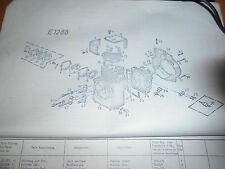 Gutbrod tracteur SUPERIOR 1017 : catalogue pièces